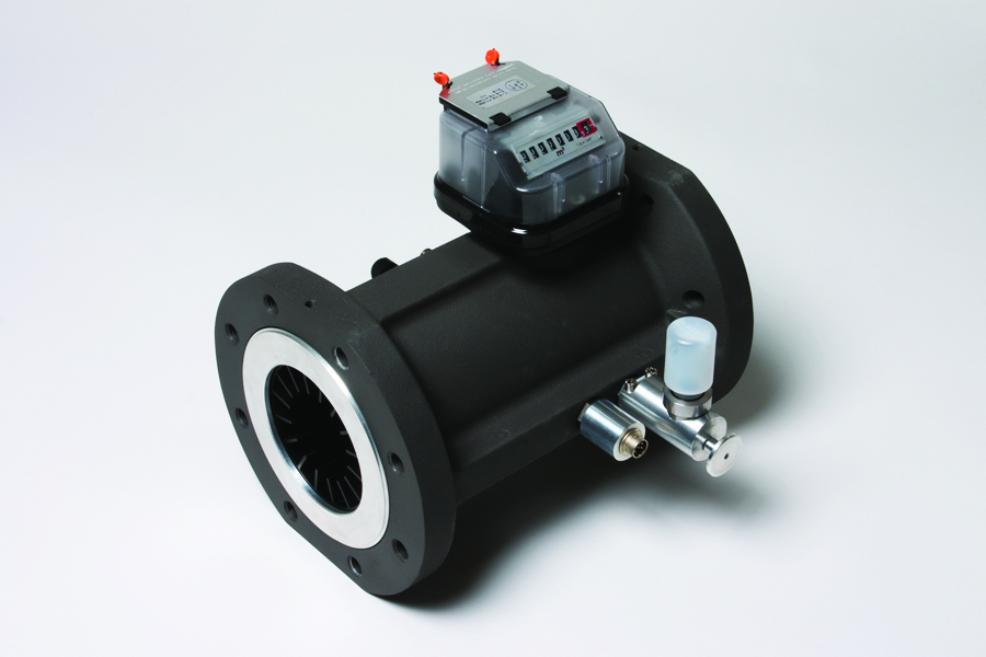 GE Dresser Turbinenradgaszähler